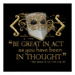 King John Quote (Gold Edition)