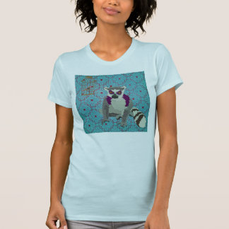 King Jullian Birdcage T-shirt