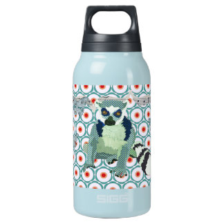 King Jullian Indigo Liberty Bottle 10 Oz Insulated SIGG Thermos Water Bottle