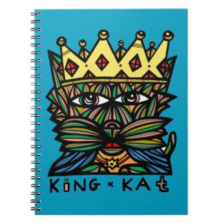 King Kat BuddaKats 80 Page Notebook