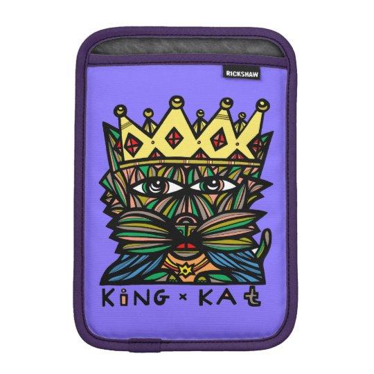 """King Kat"" iPad Mini Soft Case"