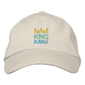 KING KAYAK cap