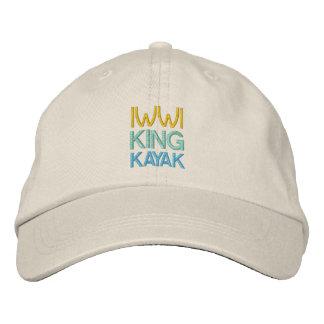 KING KAYAK cap Embroidered Hat