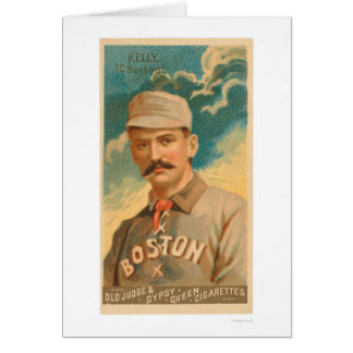 King Kelly Baseball Card 1888