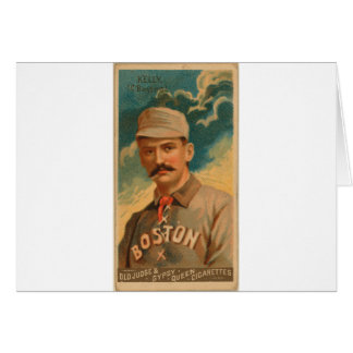 King Kelly, Boston Beaneaters Card