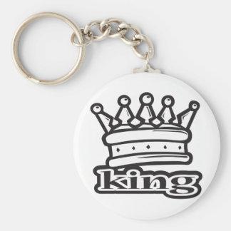 King Key Ring