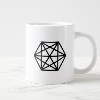 King (+) / Large Mug