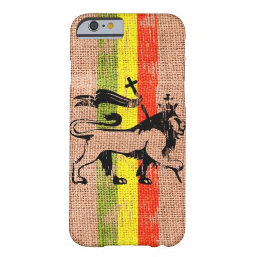 King lion iPhone 6 case