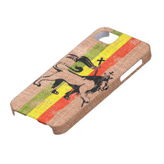 King lion iPhone 5 case