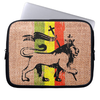 King lion laptop computer sleeves