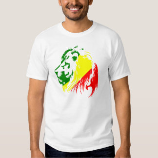 King lion t shirt