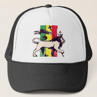 King lion trucker hat