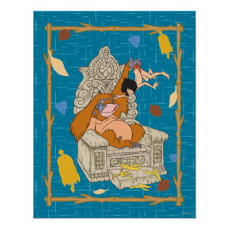 King Louie Poster