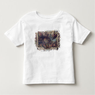 King Louis XIV  Governing Alone Toddler T-Shirt