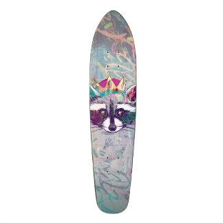 King Mapache 20 Cm Skateboard Deck