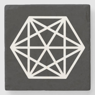 King (-) / Marble Stone Coaster