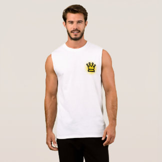 King Men's Ultra Cotton Sleeveless T-Shirt