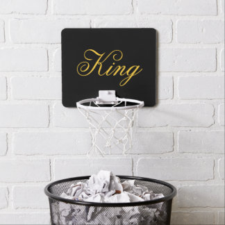 King Mini Basketball Goal Mini Basketball Hoop