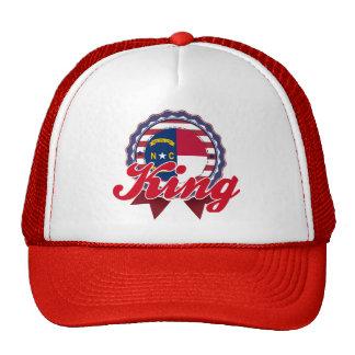 King, NC Trucker Hats