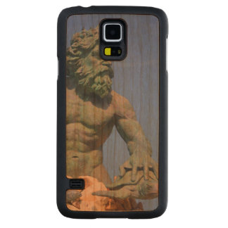 King Neptune Carved® Cherry Galaxy S5 Case