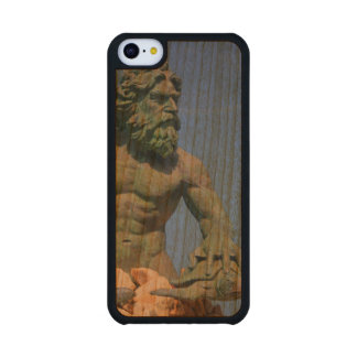 King Neptune Carved® Cherry iPhone 5C Case
