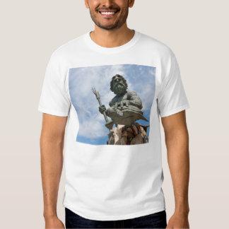 King Neptune Virginia Beach Statue T Shirts
