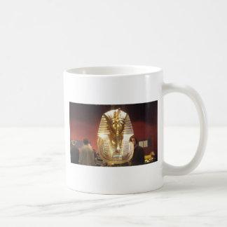 King niggle basic white mug