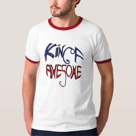 KING OF AWESOME LOGO T-Shirt
