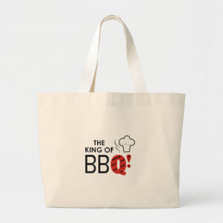 KING OF BBQ CANVAS BAGS