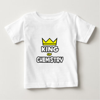 King of Chemistry Baby T-Shirt