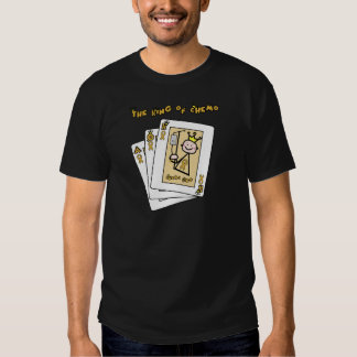 King of Chemo - Childhood Cancer Gold Ribbon T-shirt