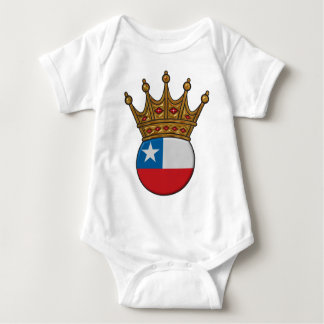 King Of Chile Baby Bodysuit