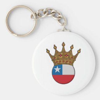 King Of Chile Key Chain
