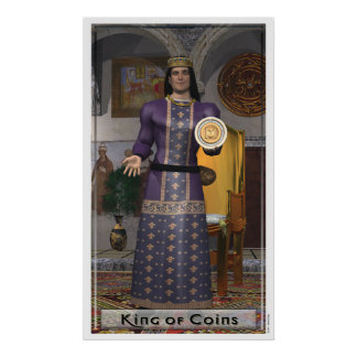 King of Coins Poster