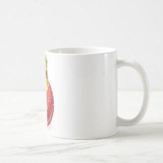 King of cricket coffee mug