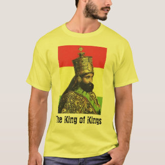 king of ethiopia, The King of Kings T-Shirt