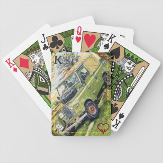 King Of Hearts Bicycle Playing Cards