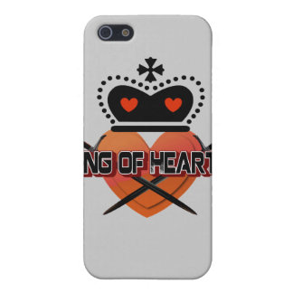 King of Hearts Case For iPhone 5