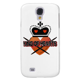 King of Hearts Galaxy S4 Case