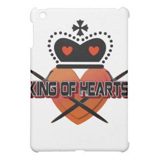 King of Hearts iPad Mini Cover