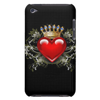 King of Hearts iPod Touch Case