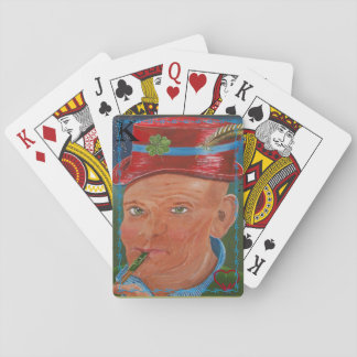 King Of Hearts Playing Cards