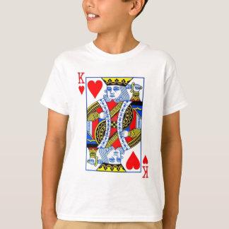 king of hearts tshirts
