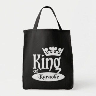King of Karaoke bag - choose style & color