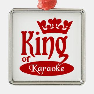 King of Karaoke ornament
