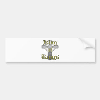 King of Kings Bumper Sticker