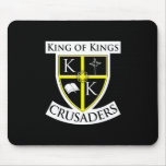 King of Kings Crusaders Mouse Pad