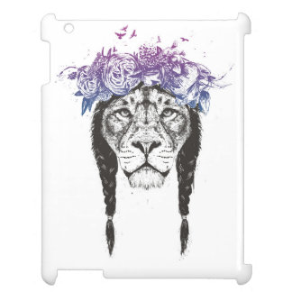 King of lions case for the iPad 2 3 4