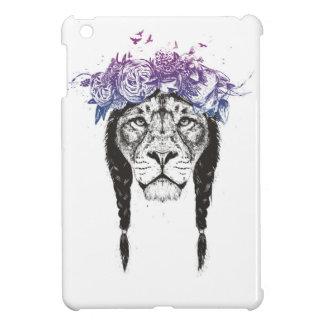 King of lions iPad mini cases