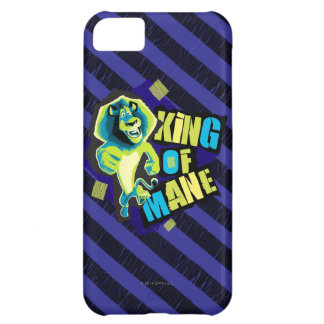 King of Mane iPhone 5C Case